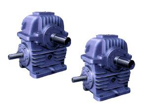 PWU平面二次包络环面蜗杆减速机